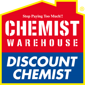 Chemist Warehouse logo png