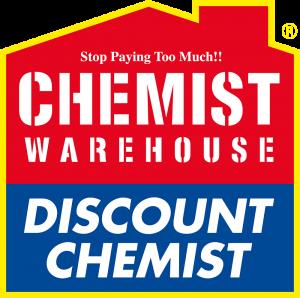 Chemist Warehouse logo png