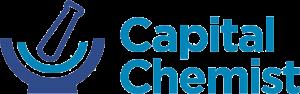 Capital Chemist H1 CMYK Logo